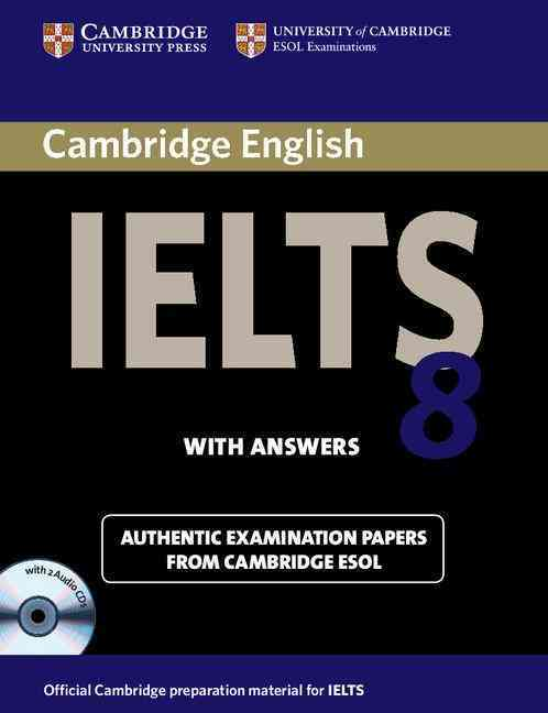 Cambridge IELTS 8 By Cambridge ESOL (COR)